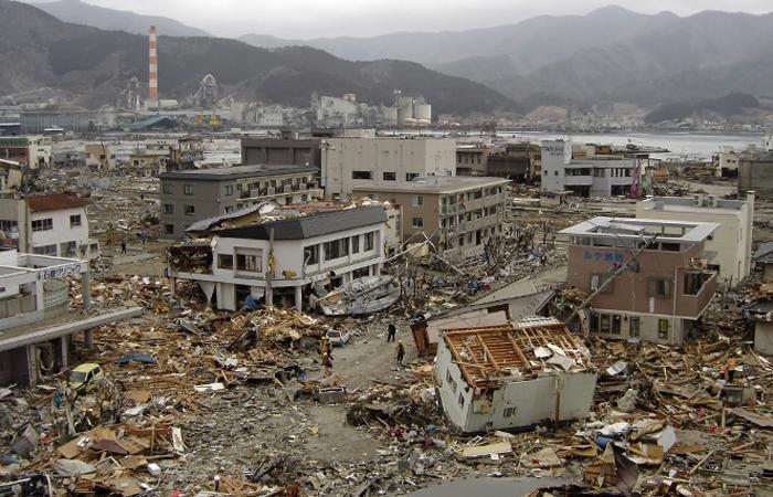 DESASTRES NATURALES - Capítulo 6