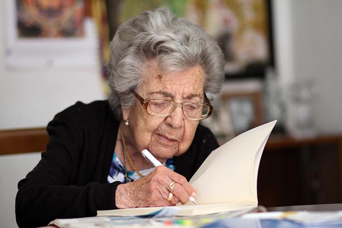 Foto 2 Proyecto - Envejeciendo con dignidad Mirando al futuro